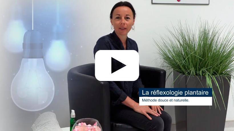 Auto-massage réflexologie plantaire - Marie Brouet