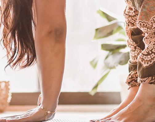 Yoga et étirement - Marie Brouet